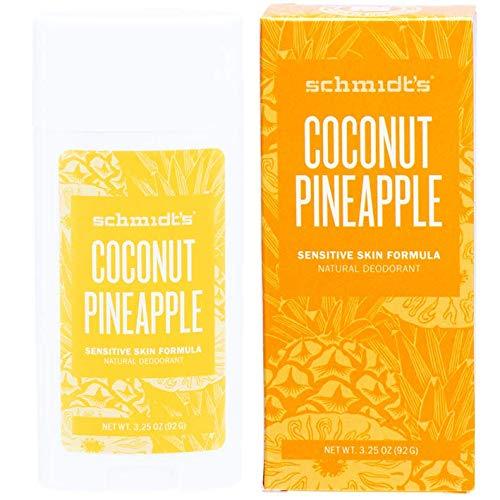 Déodorant Vegan Noix de Coco et ananas Peaux sensibles