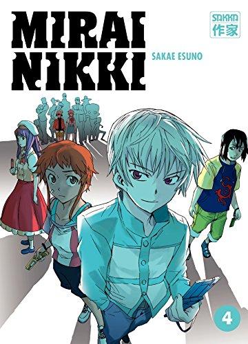 Mirai Nikki (Tome 4)