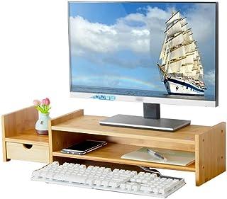 KANJJ-YU Moniteur PC portable Support universel Rack, Écran d'ordinateur de base Téléphone Support téléphone Support PC de...