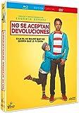 No se aceptan devoluciones [Blu-ray]