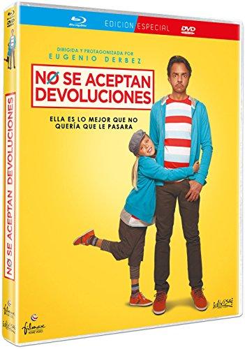 No se aceptan devoluciones Blu-ray