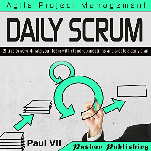 Daily Scrum audiobook cover art