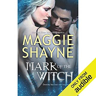 Mark of the Witch audiobook cover art