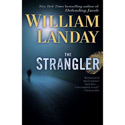 The Strangler audiobook cover art