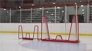 Rink Systems W Frame Hockey Goal (Pro)