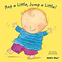 Hop a Little (Baby Board Books)