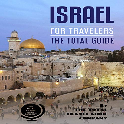 Israel for Travelers audiobook cover art