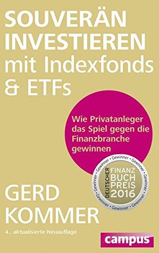 Souverän investieren mit ETFs Cover