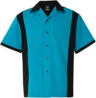 Men's Retro Cruiser Bowling Shirt