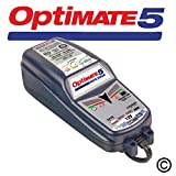 Optimate 5 Start/Stop 12V Motorcycle Car Smart Automatic Battery Charger Optimiser