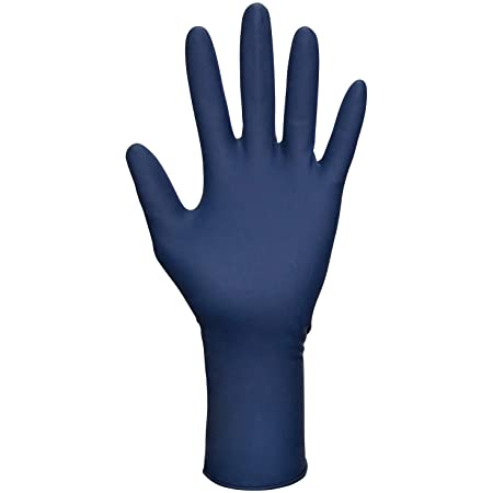 Amazon Com Sas Safety 6603 20 Thickster Powder Free Exam Grade Disposable Latex 14 Mil Gloves Large 50 Gloves Home Improvement