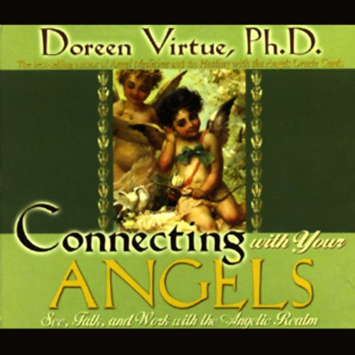 Connecting with Your Angels cover art