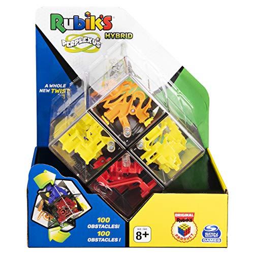 Spin Master Games Rubik'S Perplexus Hybrid 2 x 2, desafiante Juego de Habilidad de Laberinto de Rompecabezas, para Adultos y niños a Partir de 8 años