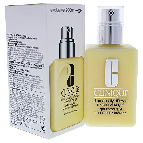Clinique Gel für eine dramatisch unterschiedliche fettige Haut.