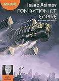Fondation et Empire - Livre audio 1 CD MP3