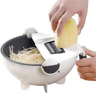 GWFVA Légumes Mandoline Slicer Multifonctionnel Cuisine Cuisine Slicer Cutter