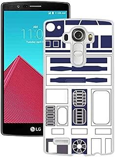 LG G4 Case,R2D2 Minimalist LG G4 Screen Shell Case,Luxury Cover