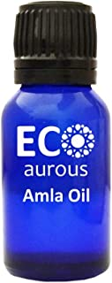 Amla Oil (Indian Gooseberry)100% Natural, Organic, Vegan & Cruelty Free Amla Essential Oil | Pure Amla Oil By Eco Aurous (...