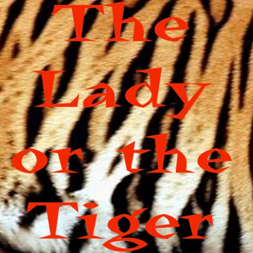 The Lady or the Tiger audiobook cover art
