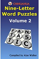 Chihuahua Nine-Letter Word Puzzles Volume 2 Paperback