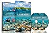 Nature and Oceans Dvd - 2 DVD Set Ocean Reef Aquarium - A Relaxing Virtual Experience In Underwater World