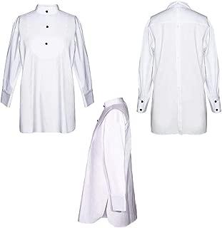 Utopiat Audrey Style Cotton Sleep Shirt Women Inspired by Breakfast at Tiffany's