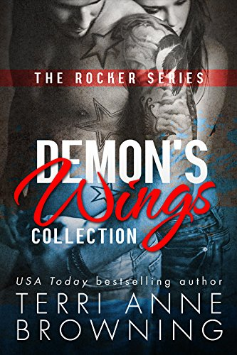 The Rocker Series: Demon's Wings Collection (English Edition)