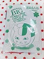 LaLa 2010年7月号付録 夏目友人帳 ニャンコ先生BIGフェイスタオル