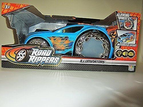 Road Rippers Illuminators Sports Car by Toystate