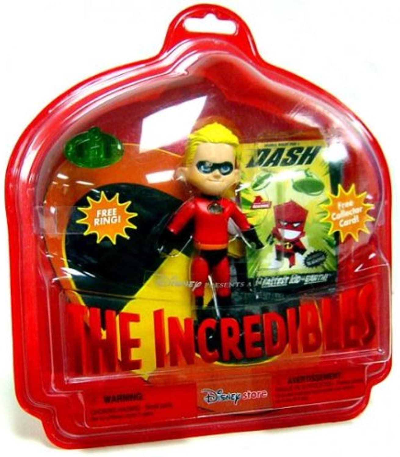 Disney the Incredibles Dash Action Figure by Disney Store