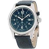 HAMILTON - Montre Homme Hamilton Khaki Field Auto h70605143 Bracelet Acier - H70605143