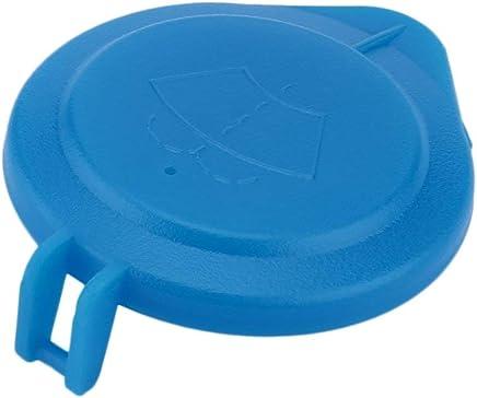Tapa de la Tapa Limpiaparabrisas Depósito de líquido de Limpieza Cubierta de reemplazo del Parabrisas para