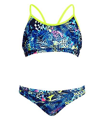 Funkita Mädchen Racerback Two Piece Butterfly Effect Bikini (AUS 14/176)