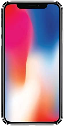 Apple iPhone X 64GB - Space Gray - Sprint (Renewed)