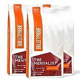 The Mentalist Ground Coffee, Medium Dark Roast, 3 Pack - 12 Oz,...