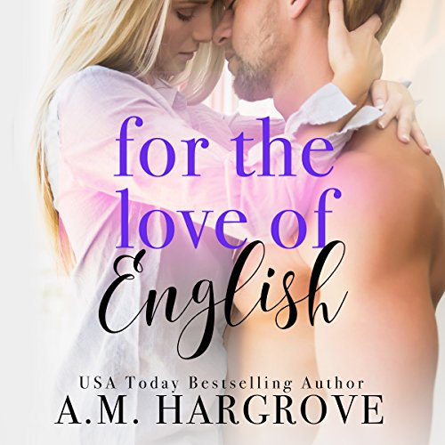For the Love of English audiobook cover art