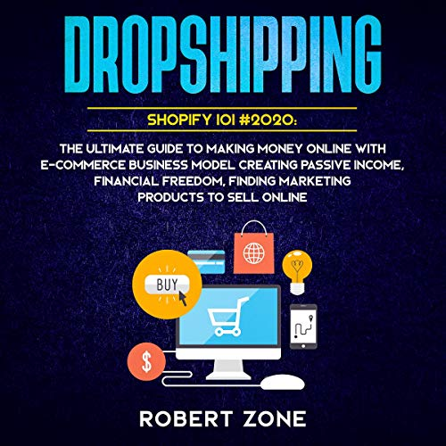 Dropshipping Shopify 101 #2020 cover art