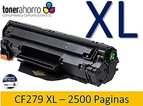 Tonerahorro CF279A XL - Toner laser, color negro