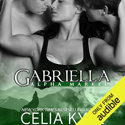 Gabriella audiobook cover art