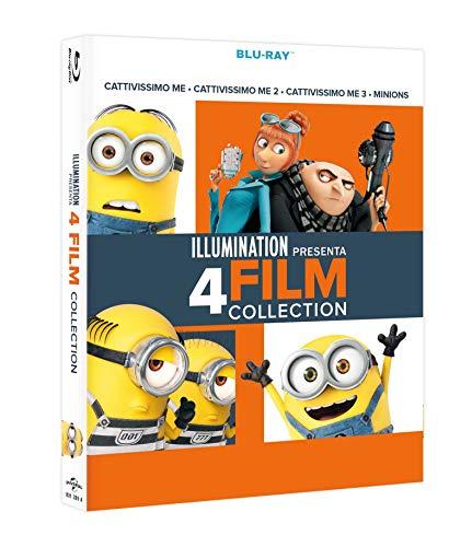 Blu-Ray - Minions Collection (3 Blu-Ray) (1 BLU-RAY)