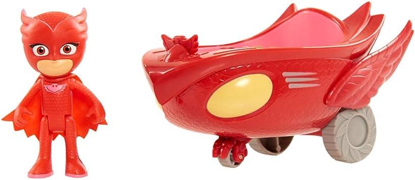 PJ Masks - Vehículo Búho Delta de BUHITA