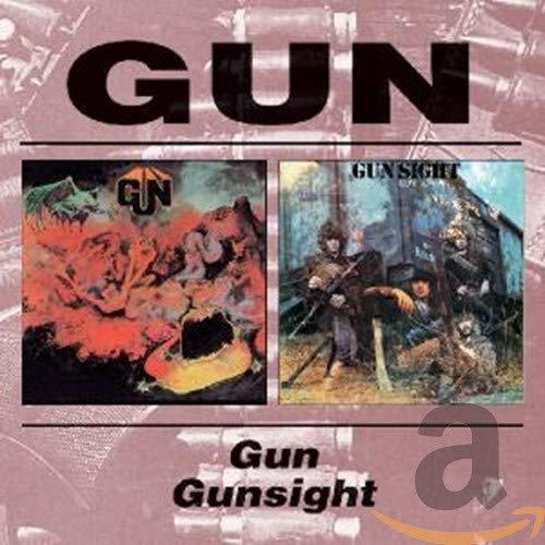 Gun + Gunsight (2 albums sur 1 seul CD)