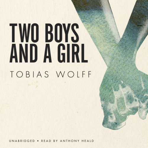 Two Boys and a Girl audiobook cover art