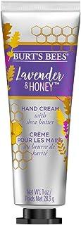 Burt's Bees Handcreme, mit Sheabutter, Lavendel und Honig, 28,3 g Tube