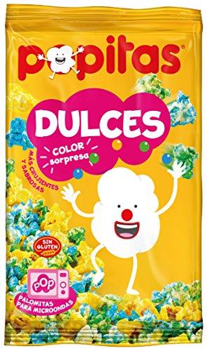 Popitas Dulces Color Sorpresa - 100 gr  , Pack de 6