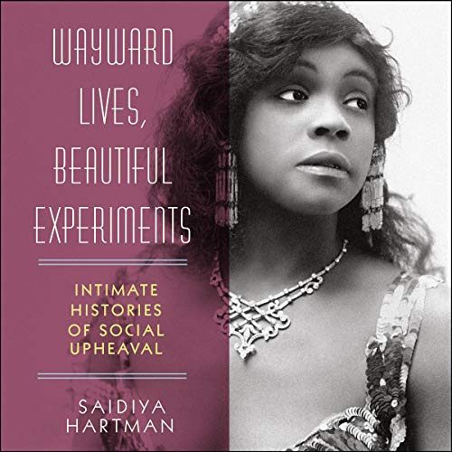 Wayward Lives, Beautiful Experiments audiobook cover art