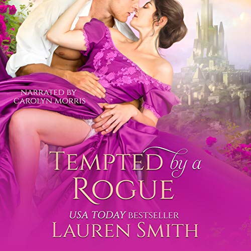 Tempted by a Rogue Audiobook By Lauren Smith cover art