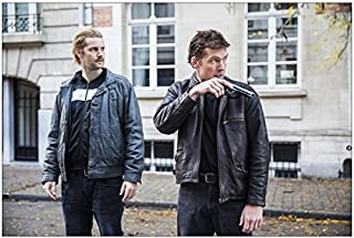 Kidnapping Mr. Heineken Jim Sturgess as Cor Van Hout and Sam Worthington as Willem Holleeder 8 x 10 Inch Photo