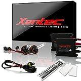 Xentec H11 (H8/H9) 6000K HID Xenon Bulb bundle with 55W EP alloy Slim Ballast (Ultra White)