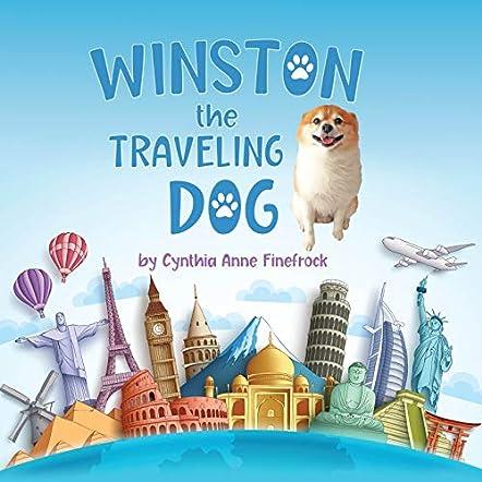 Winston the Traveling Dog